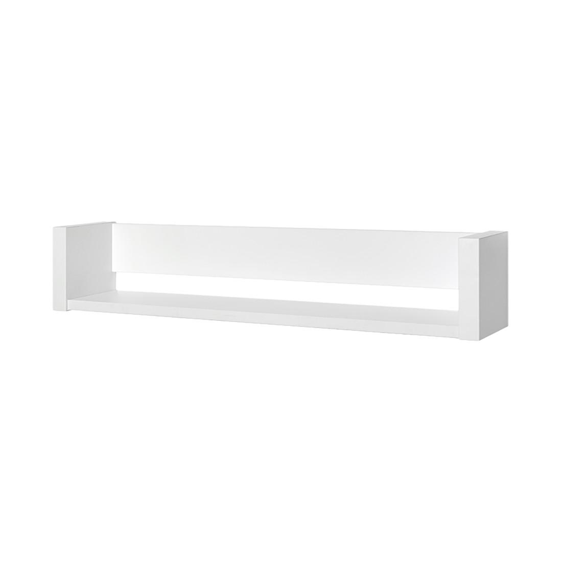 Wandboard Milano - Weiß, Schardt