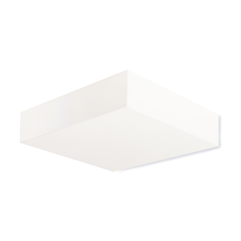Wandfluter One Pece ● Aluminium- pulverbeschichtet ● Weiß- Mawa Design