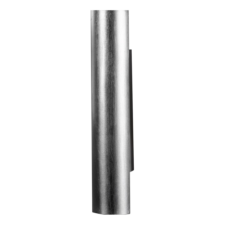 Wandleuchte Capsula ● Metall ● Silber ● 3-flammig- Hans Kögl A
