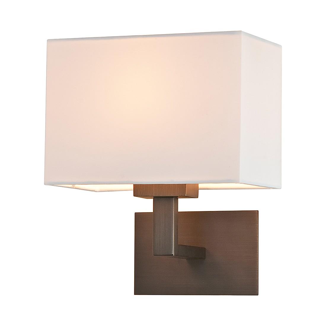 Wandleuchte Connaught ● Bronze ● 1-flammig- Illumina A++