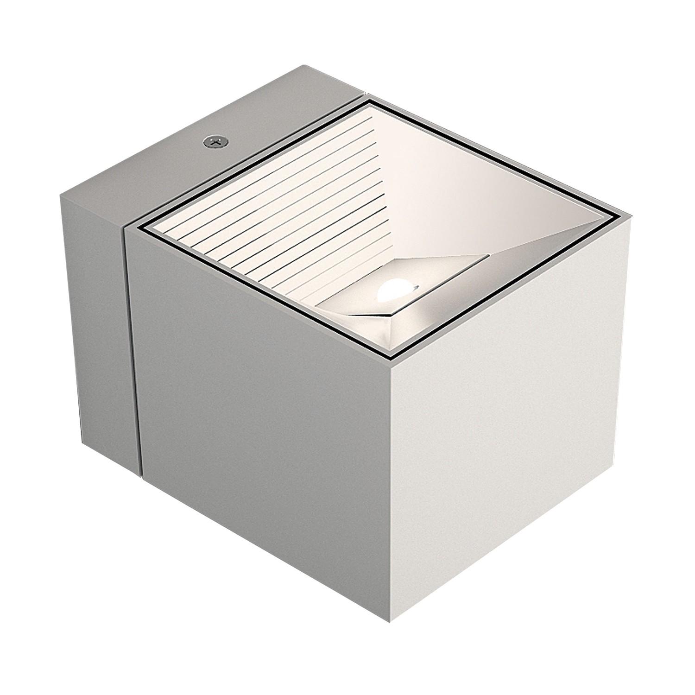 Wandleuchte Dau Uno LED ● Aluminium ● Weiß- Milan Iluminacion