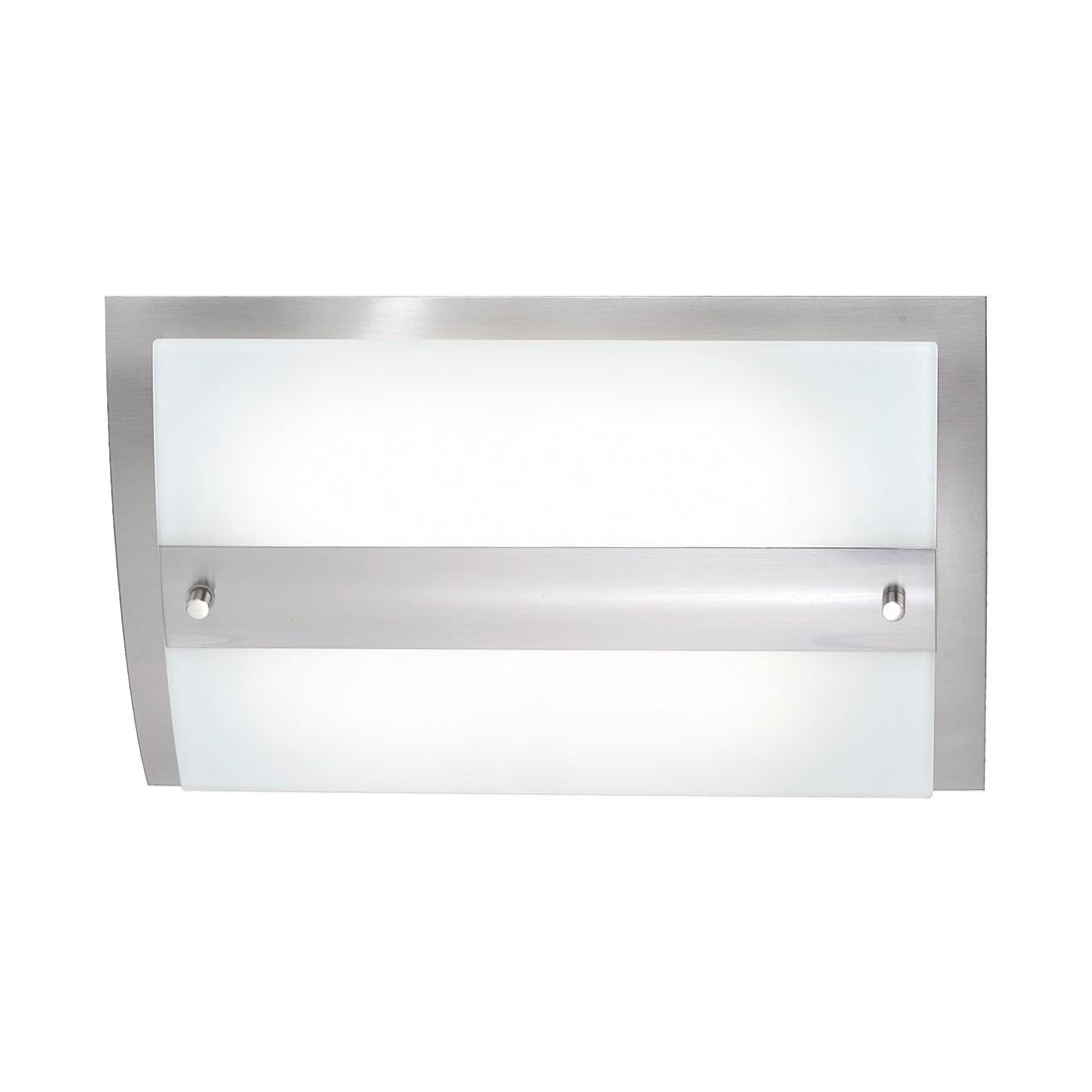 LED-Wandleuchte Friedland ● Nickel Matt ● Silber- FLI Leuchten A+