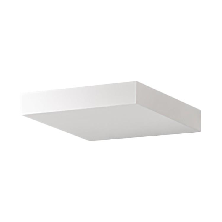 LED-Wandleuchte Georgia ● Aluminium ● Weiß- Lampadina A+
