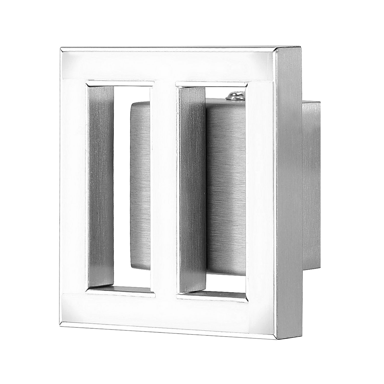 LED-Wandleuchte Inigo ● Eisen ● Silber- Paul Neuhaus A+