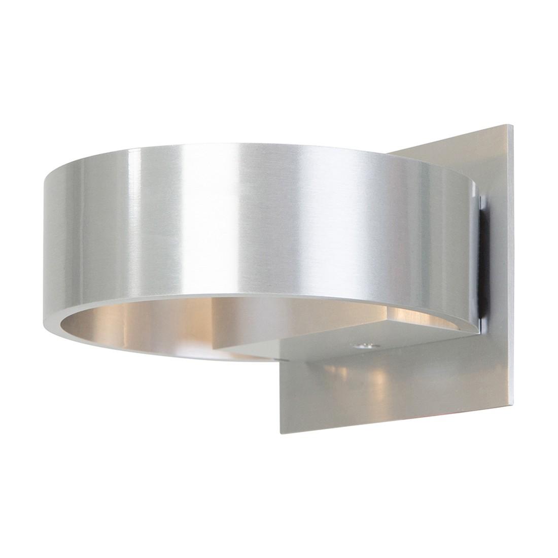 LED-Wandleuchte Kordes 1-flammig ● Nickel matt- Steinhauer A+