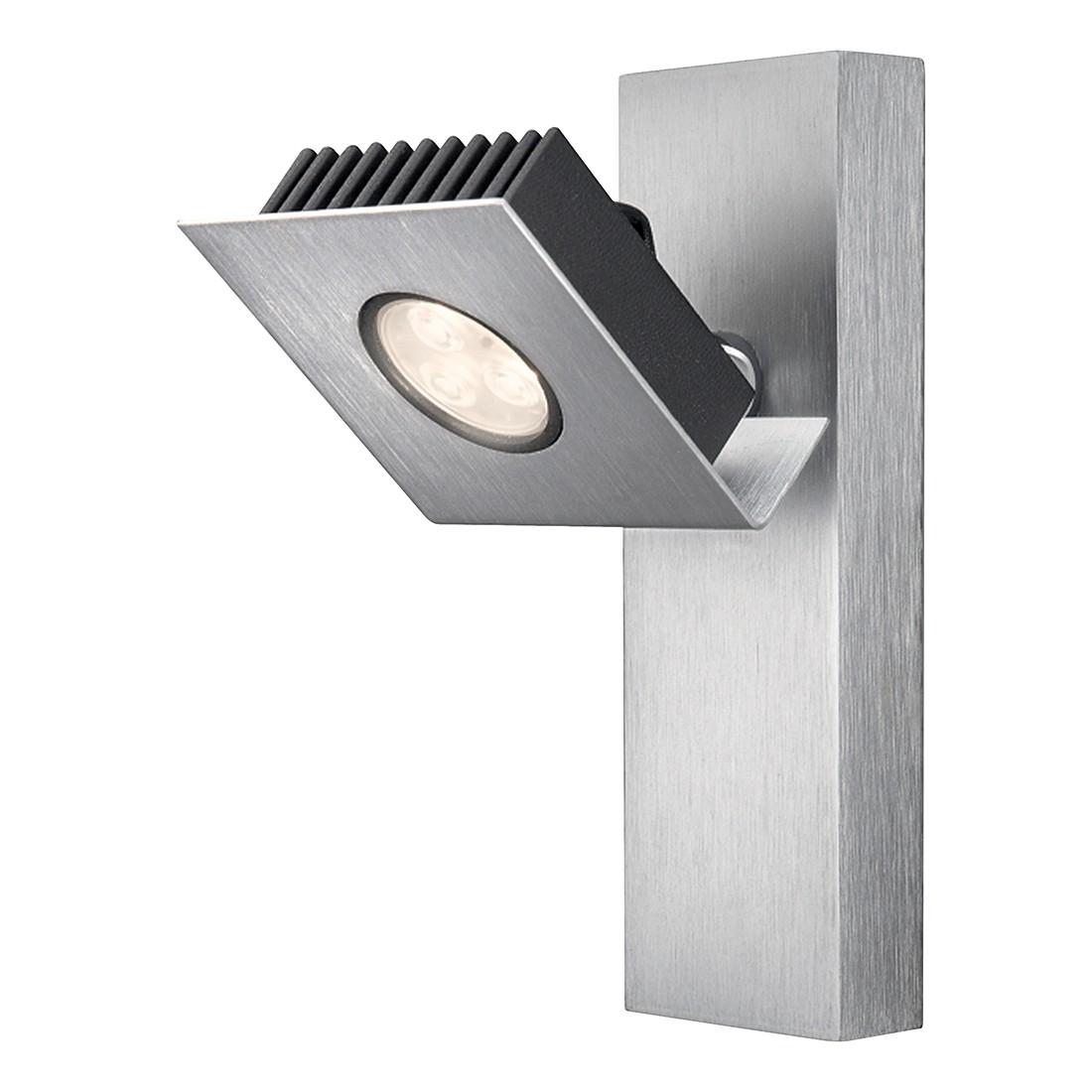 EEK A+, Wandleuchte Ledino – Aluminium – 1-flammig, Philips Ledino online kaufen