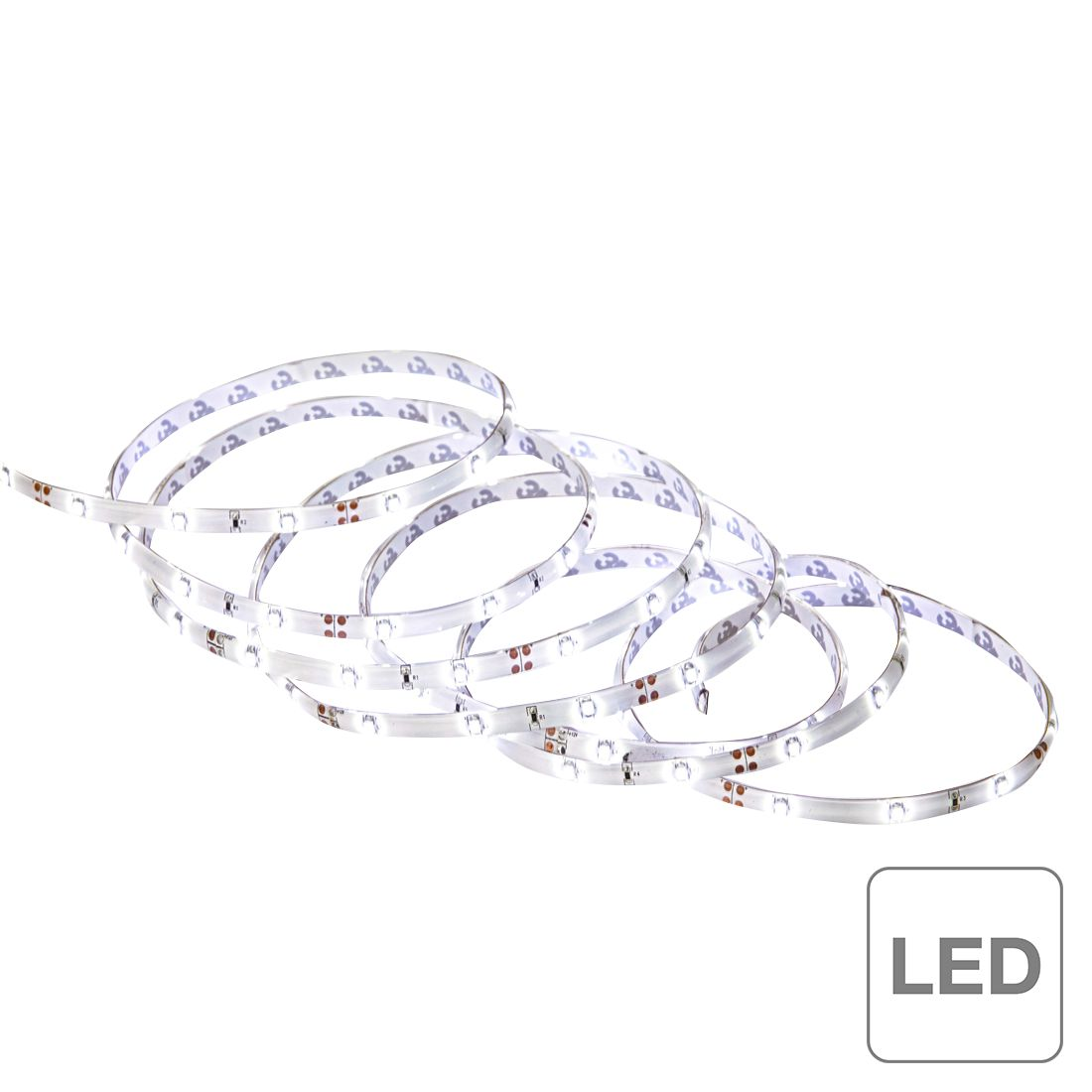 Wandleuchte Light Strip LED - 5-flammig, Brilliant