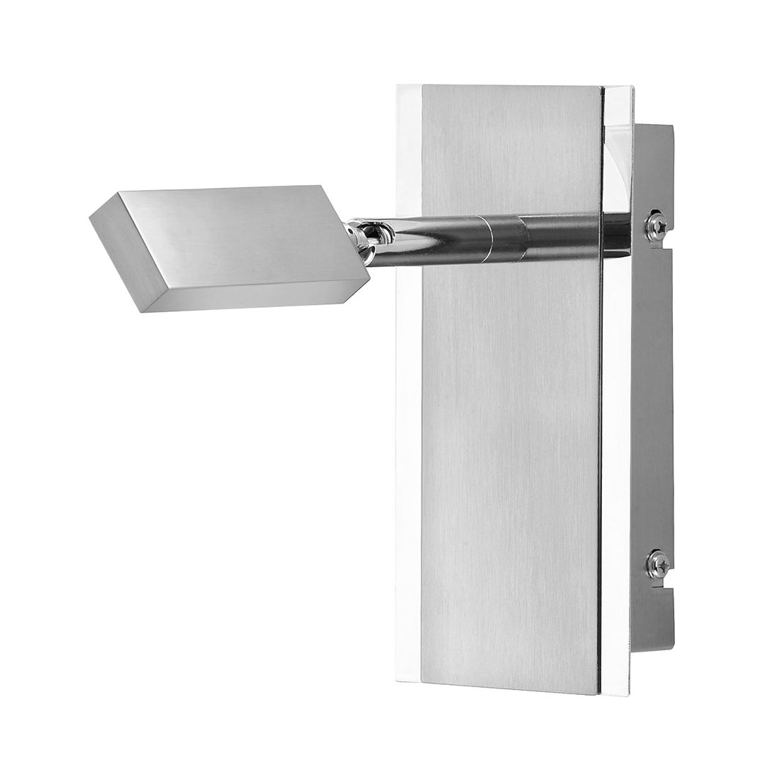 Armatur zu Wandspot 1-flg. Nickel matt ● M6 Licht / LED 6- Fischer Leuchten A+