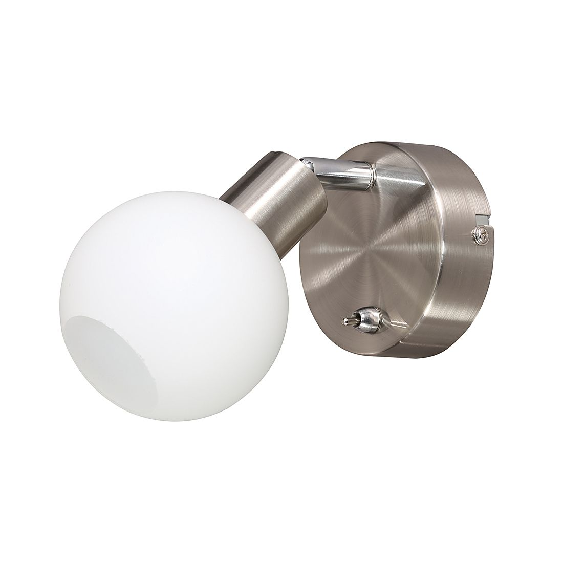 Wandleuchte NOIS ● Metall/Glas ● 1-flammig- Action A+