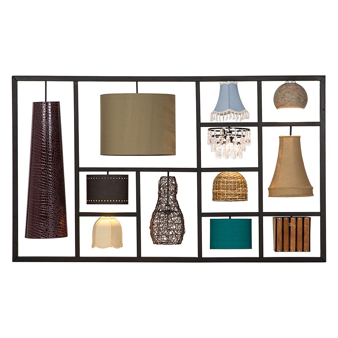 EEK A++, Wandleuchte Parecchi Art House – Mehrfarbig, Kare Design günstig bestellen