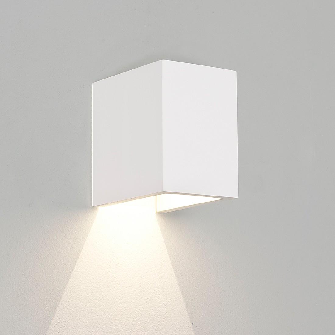 Wandleuchte Parma 100 ● Chrom ● 1-flammig- Illumina A+
