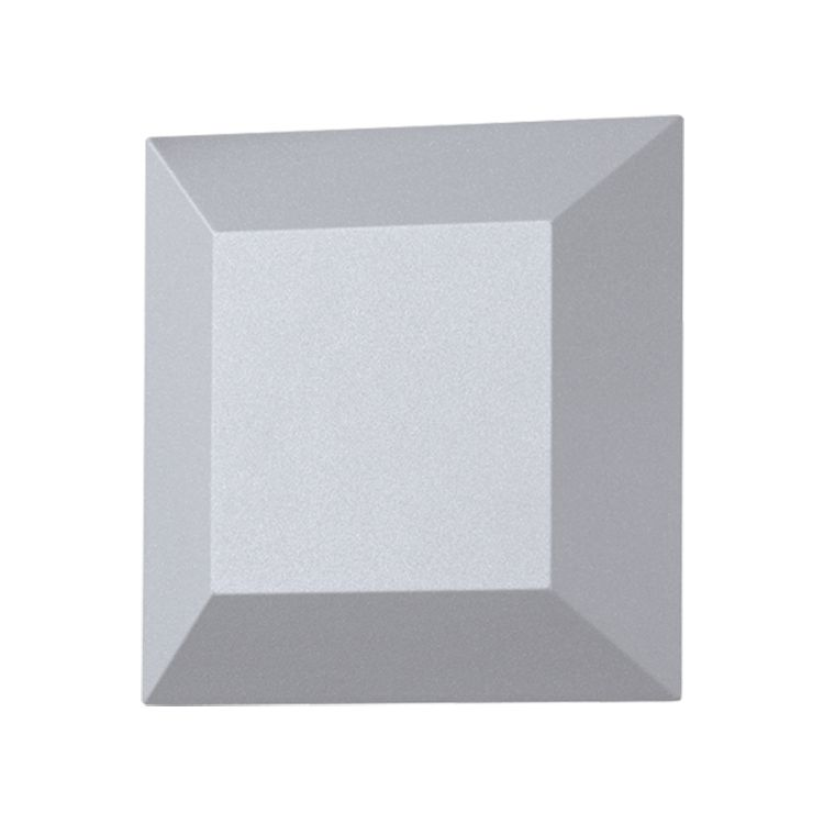 LED-Außenleuchte Pick Aluminium ● Silber & Grau- Helestra A+