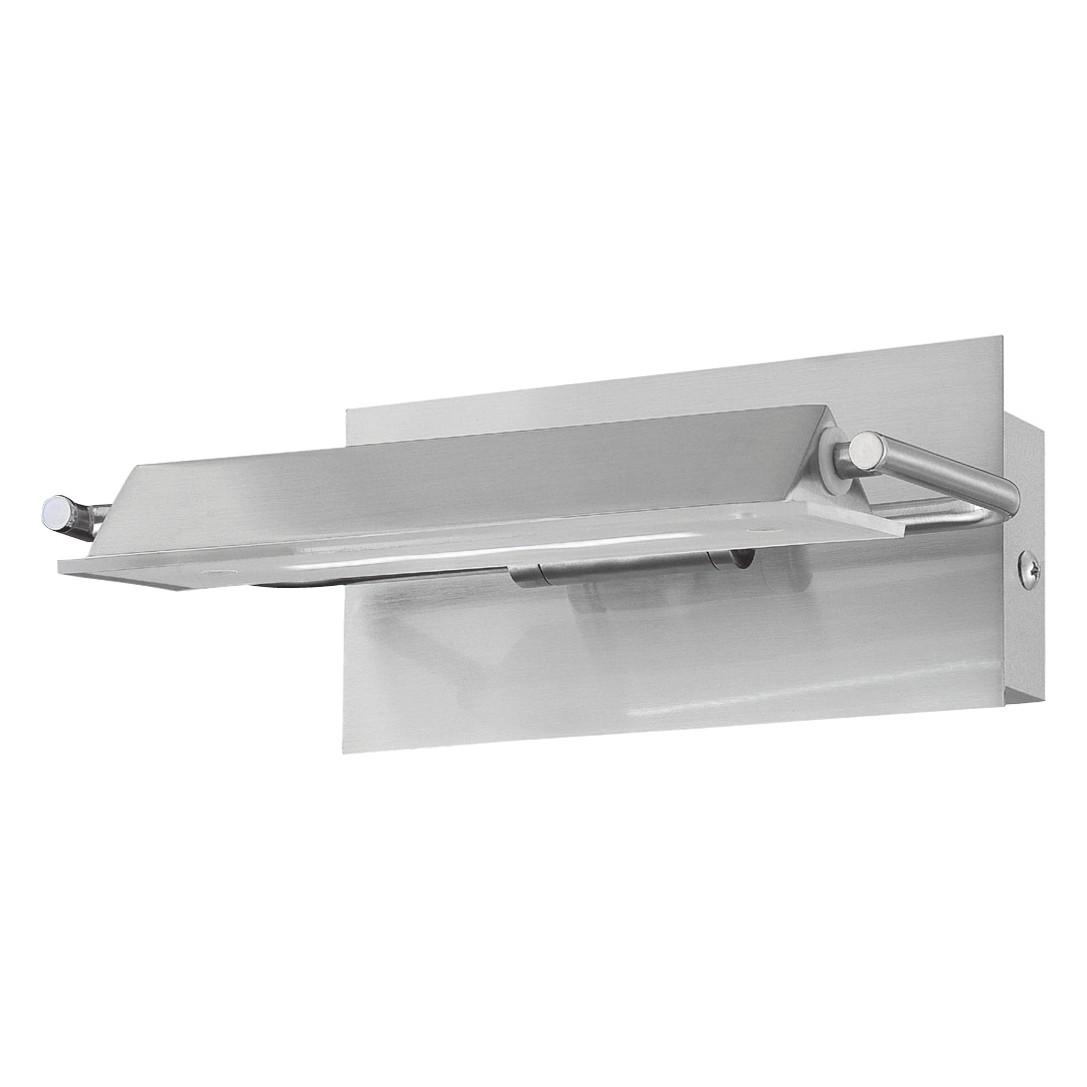 Wandleuchte Pyramidix ● Metall/Glas ● Silber- Näve A+