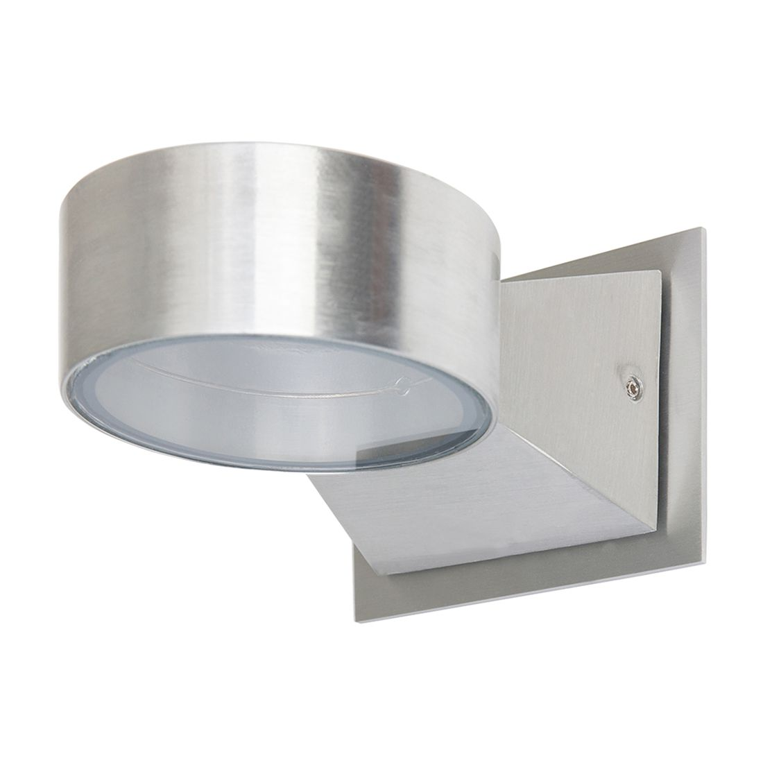 LED-Wandleuchte Rajka 1-flammig ● Nickel matt- Steinhauer A+
