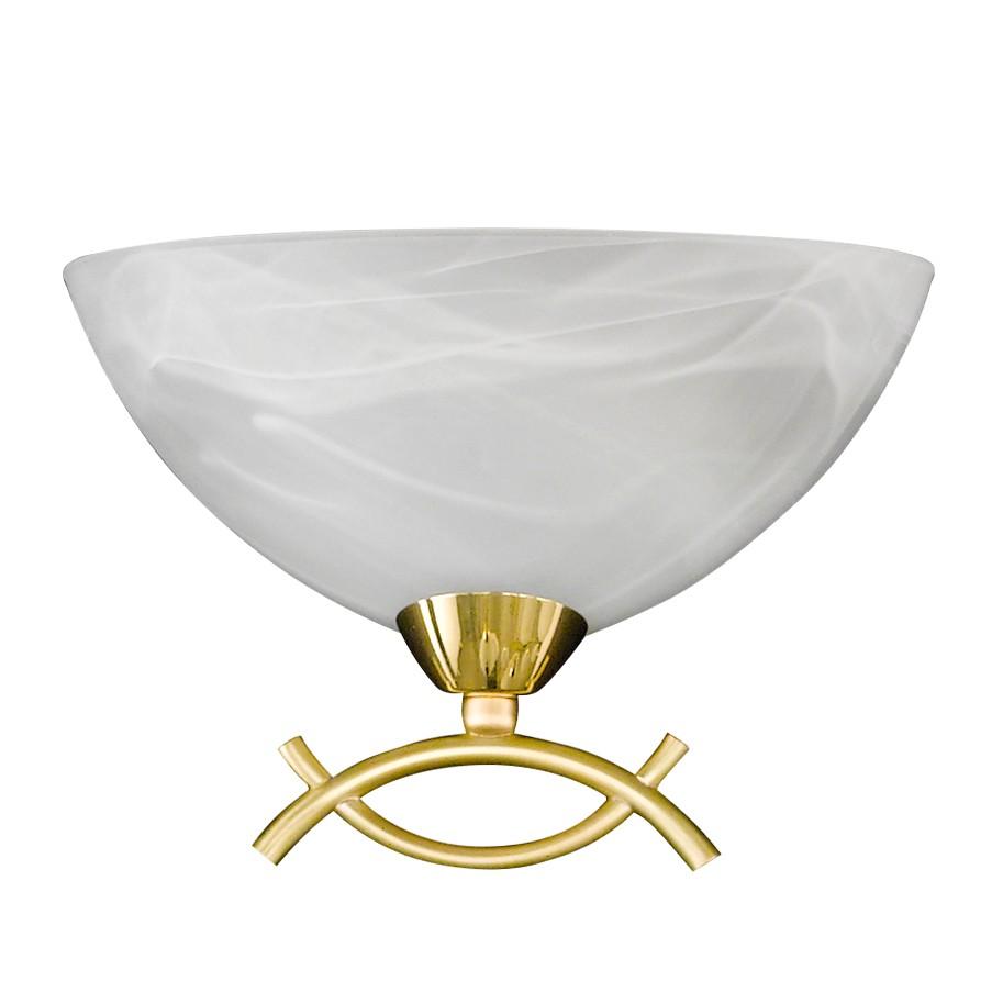 wandleuchte renz metall gold 1 flammig honsel a jetzt. Black Bedroom Furniture Sets. Home Design Ideas
