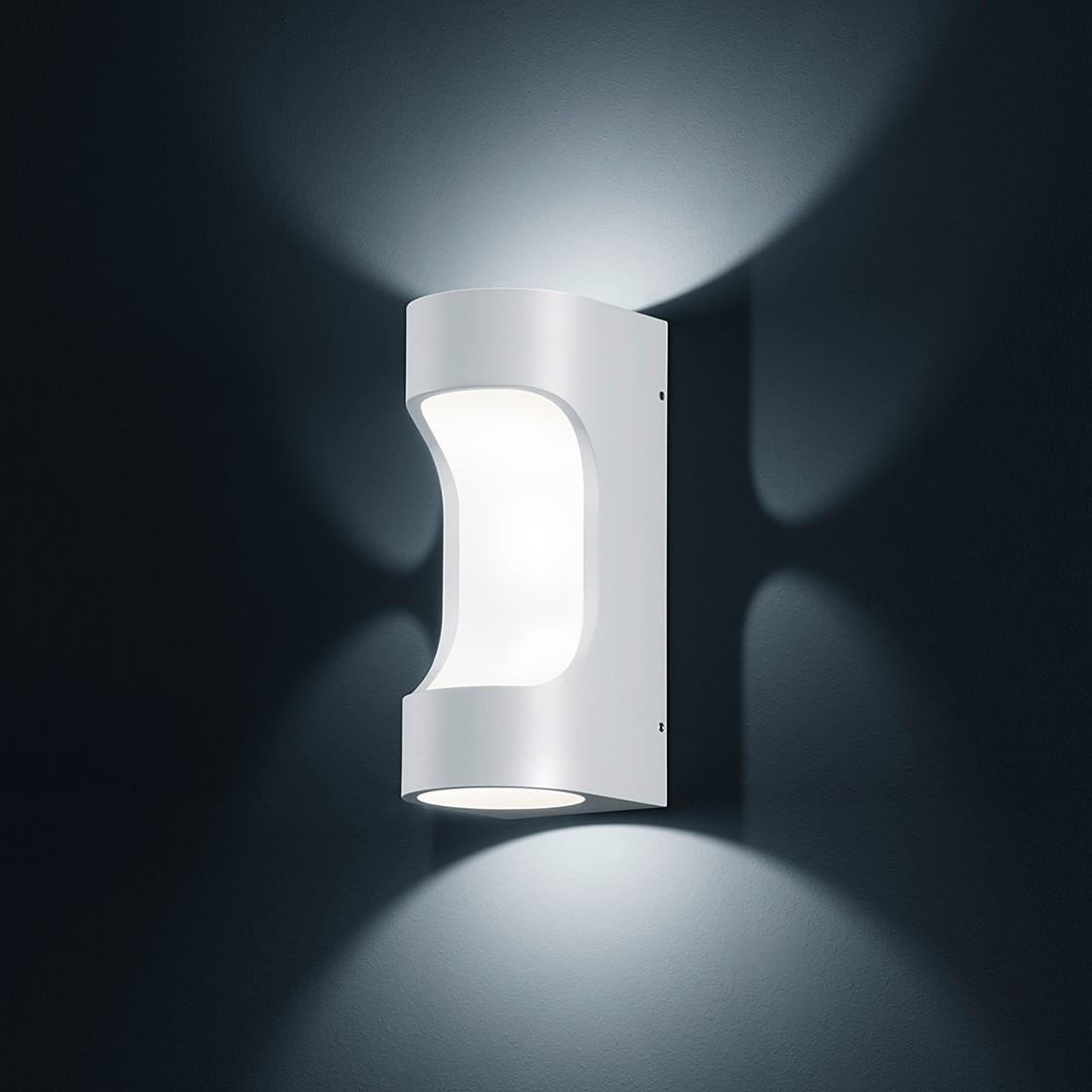 wandleuchte roc 44 metall wei helestra a g nstig. Black Bedroom Furniture Sets. Home Design Ideas