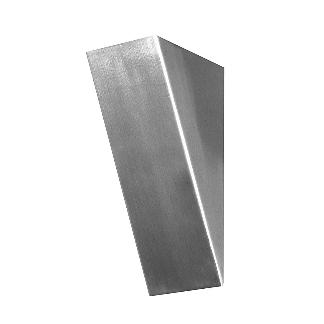 Wandleuchte Slope – 1-Flammig – Aluminium Chrom, s`luce günstig kaufen