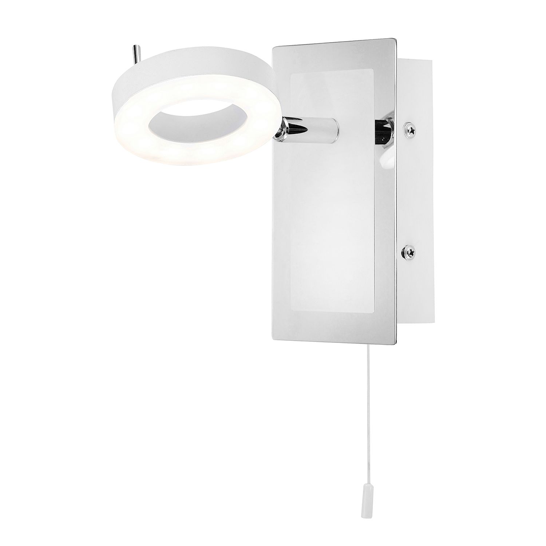 LED-Wandleuchte Sileda ● Eisen ● Weiß- Paul Neuhaus A+