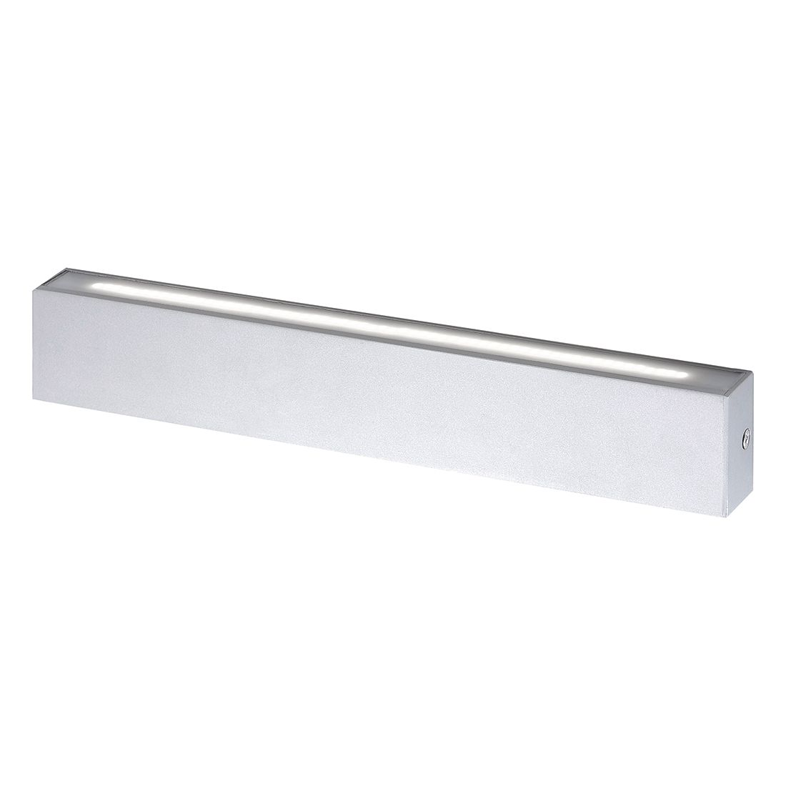 Wandleuchte Upahl – Aluminium matt – 2-flammig, FLI Leuchten jetzt bestellen