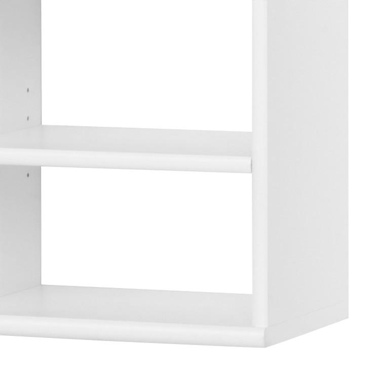 cs schmal wandregal soft plus ii wei wandregal b cherregal wandboard regal ebay. Black Bedroom Furniture Sets. Home Design Ideas