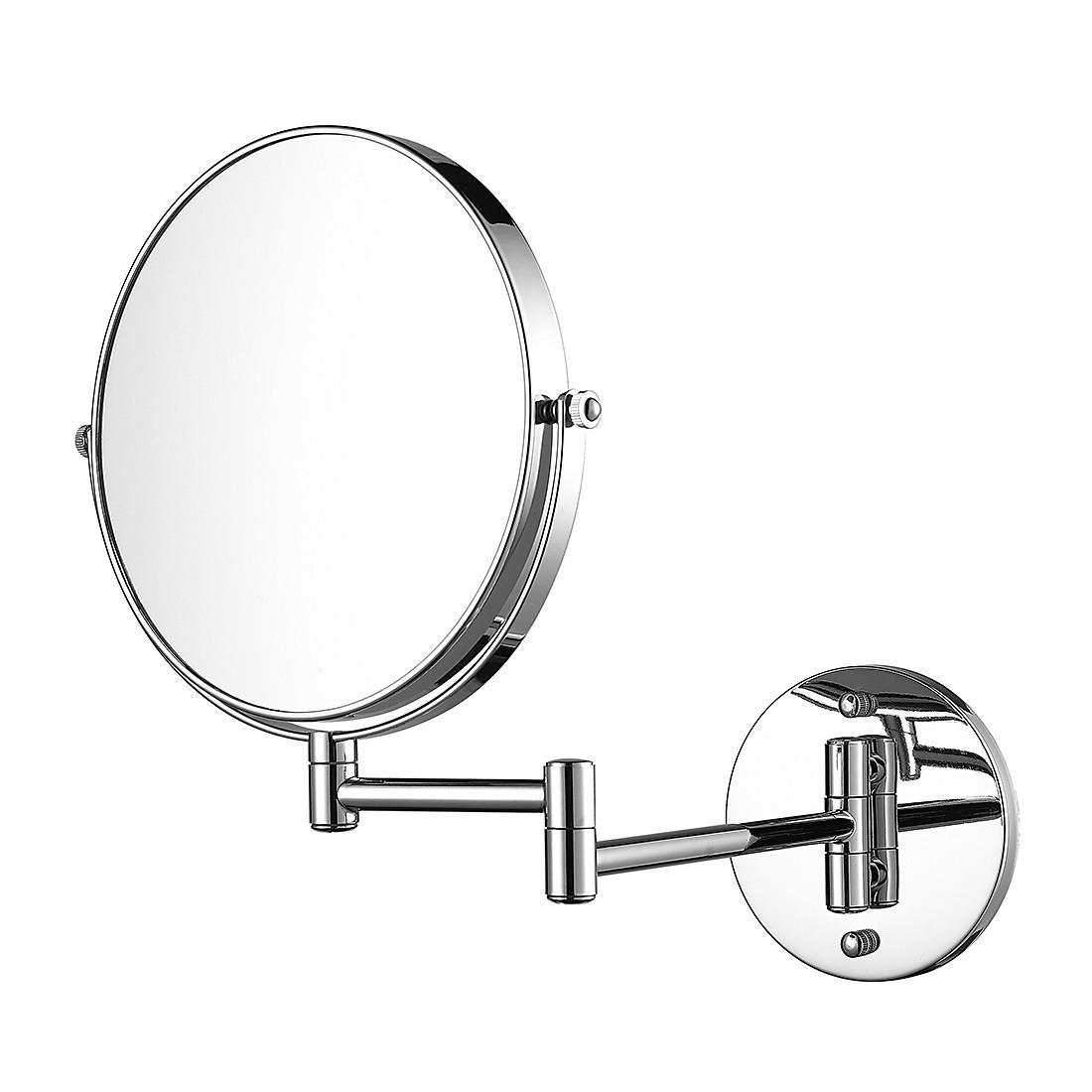 Wandspiegel Bagno ● Welllicht ● Metall/Spiegelglas ● 0-flammig- Sorpetaler A+