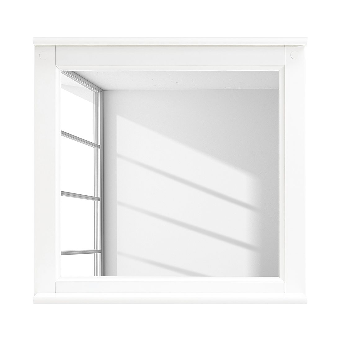 Wandspiegel Malte – Weiß, Jack & Alice bestellen