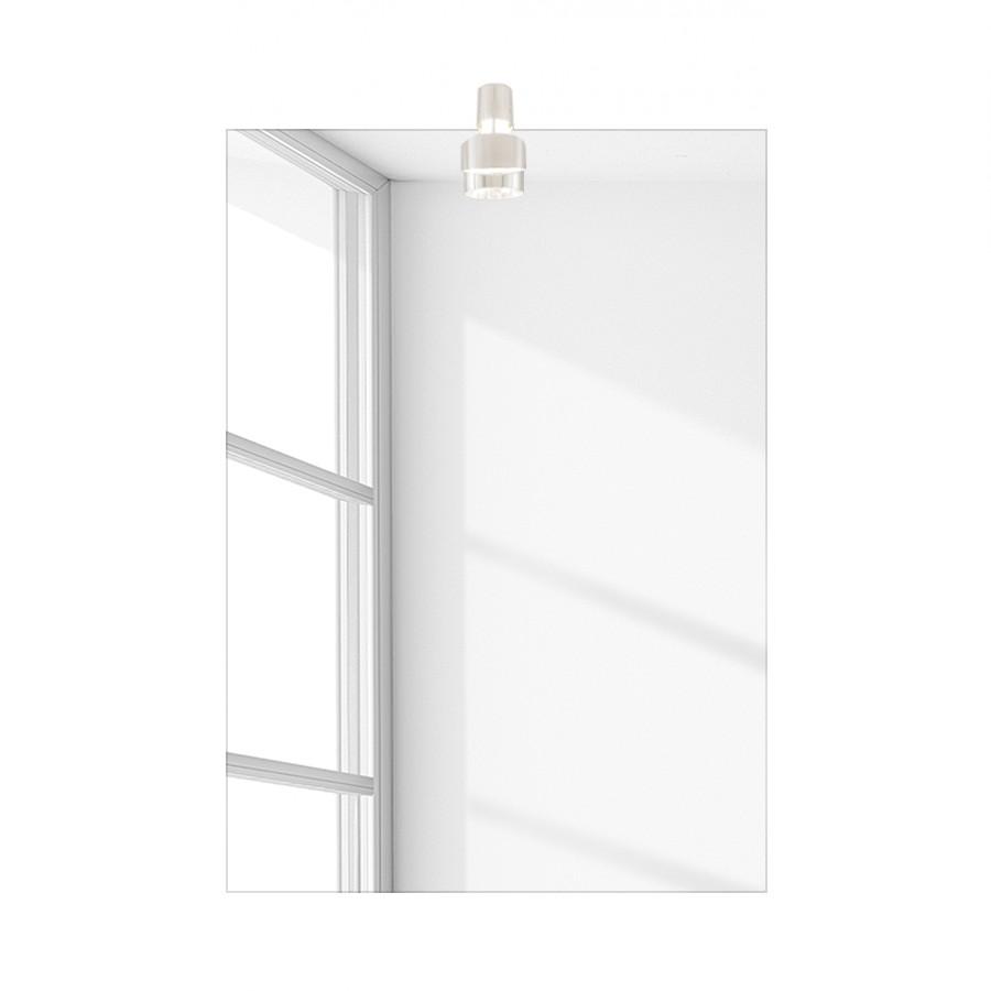 Wandspiegel Atago – Kristallspiegelglas – Halogen-Spiegelleuchte, Tollhaus kaufen