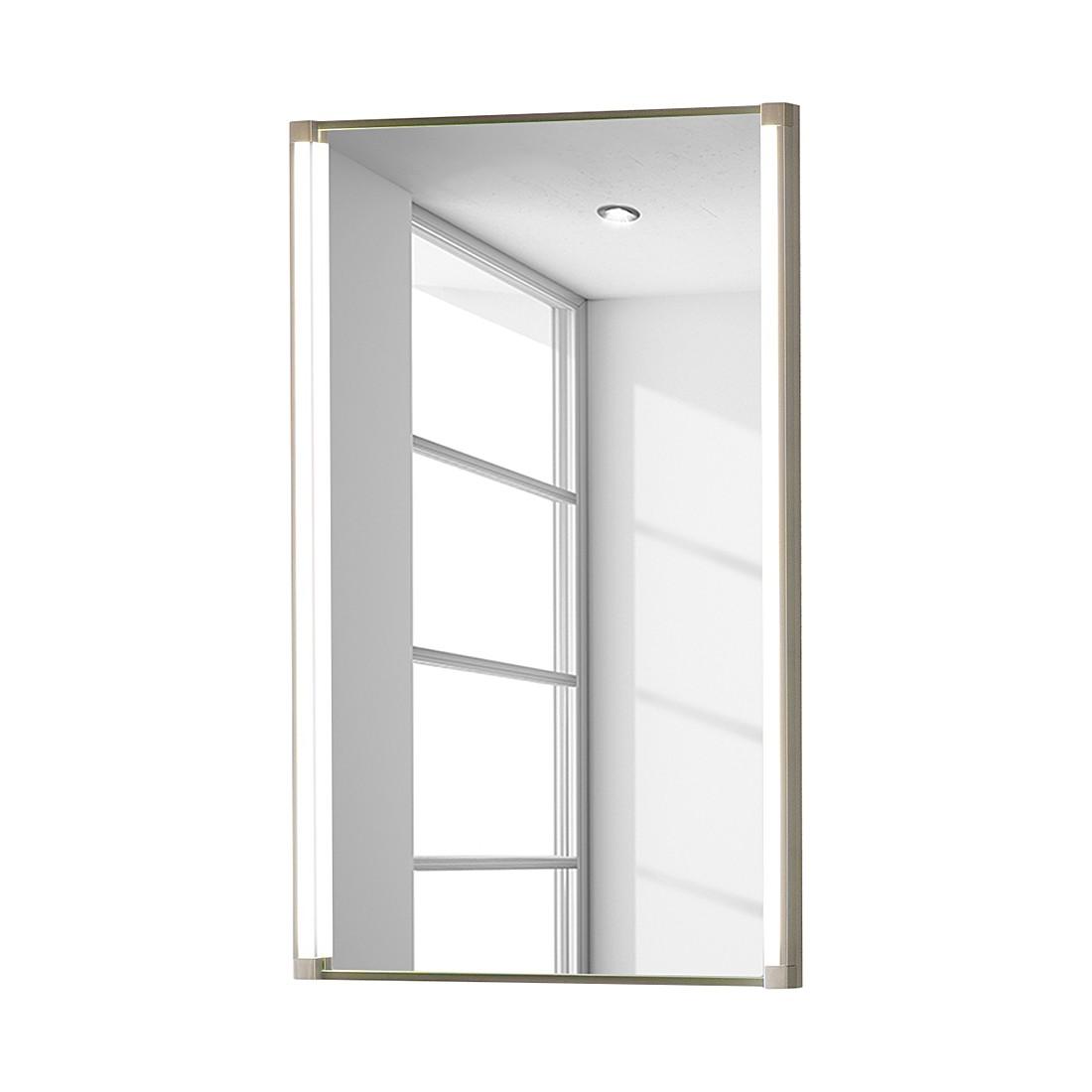 EEK A+, Wandspiegel - LED-Strips - 40 cm, Fackelmann
