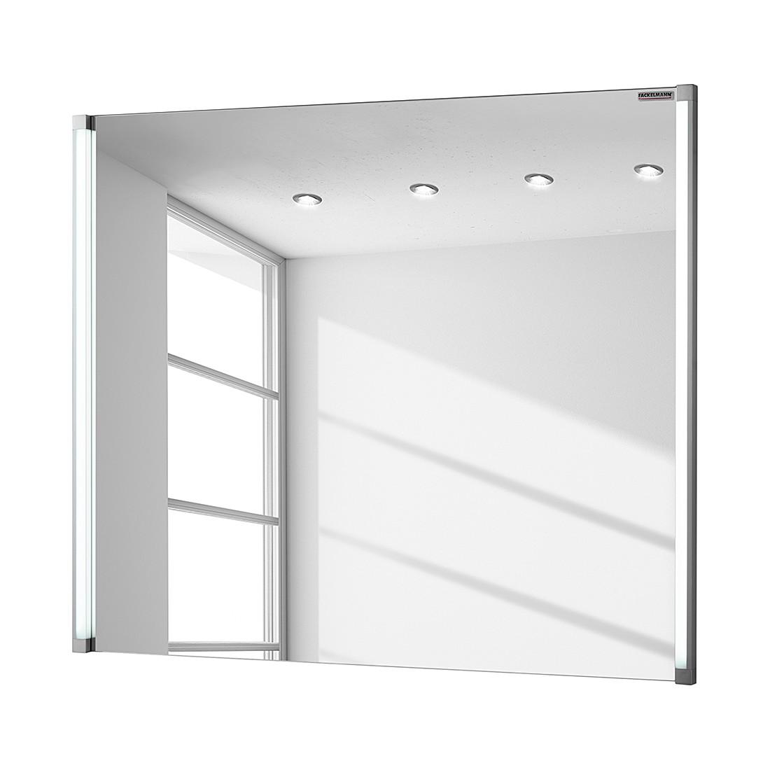 EEK A+, Wandspiegel - LED-Strips - 80 cm, Fackelmann