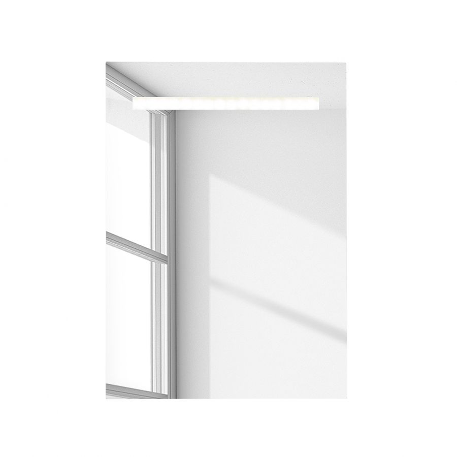 Wandspiegel Marissa – Spiegelglas – LED Beleuchtung, Tollhaus günstig