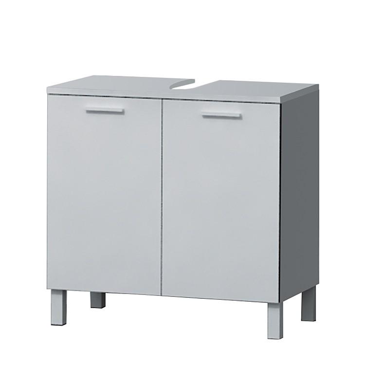 Waschbeckenunterschrank Bianconero (Weiß)