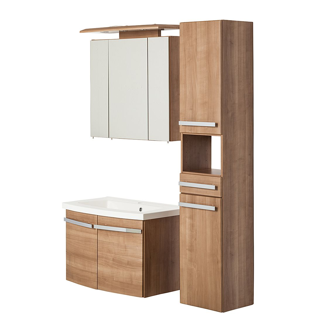 waschplatz bina 3 teilig noce. Black Bedroom Furniture Sets. Home Design Ideas