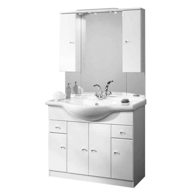 Waschplatz Ina 105 - weiß