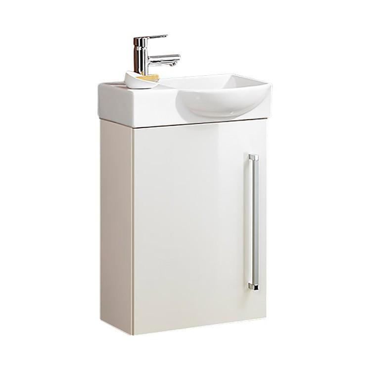 Waschtisch K3 – Weiß, 45 cm, Lanzet günstig kaufen