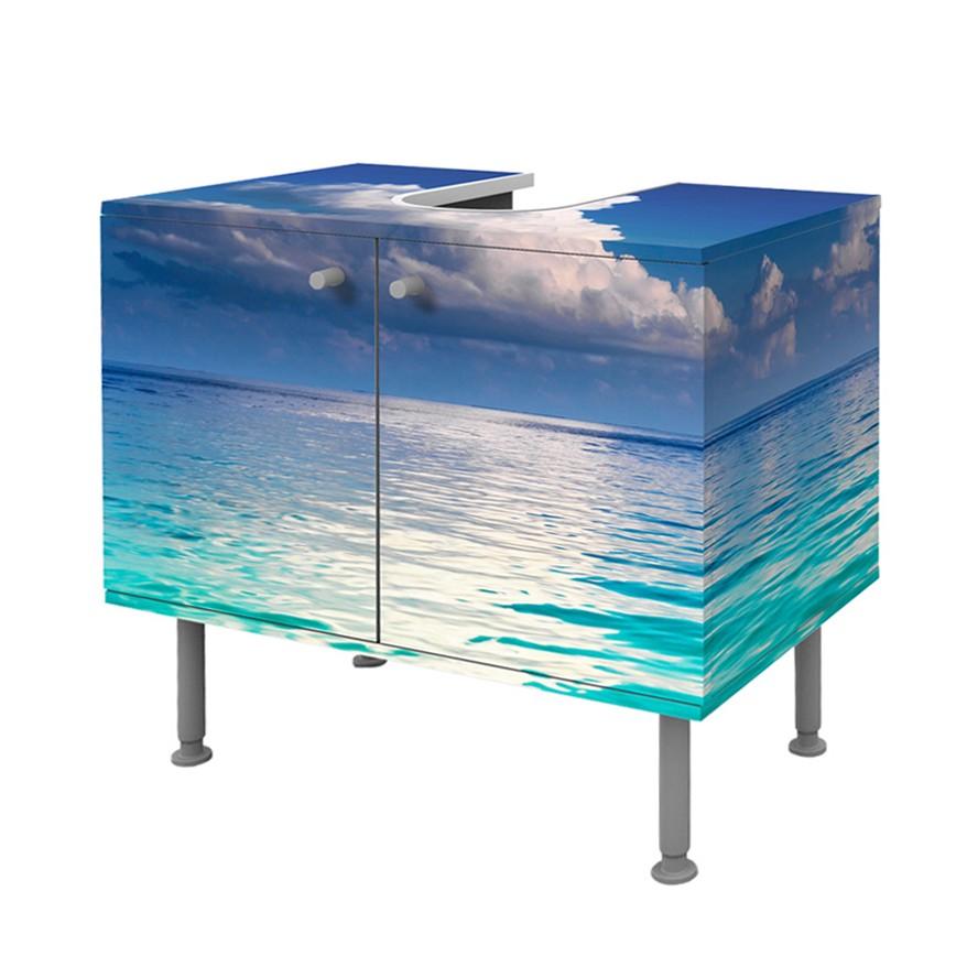 waschtisch t rkise lagune. Black Bedroom Furniture Sets. Home Design Ideas