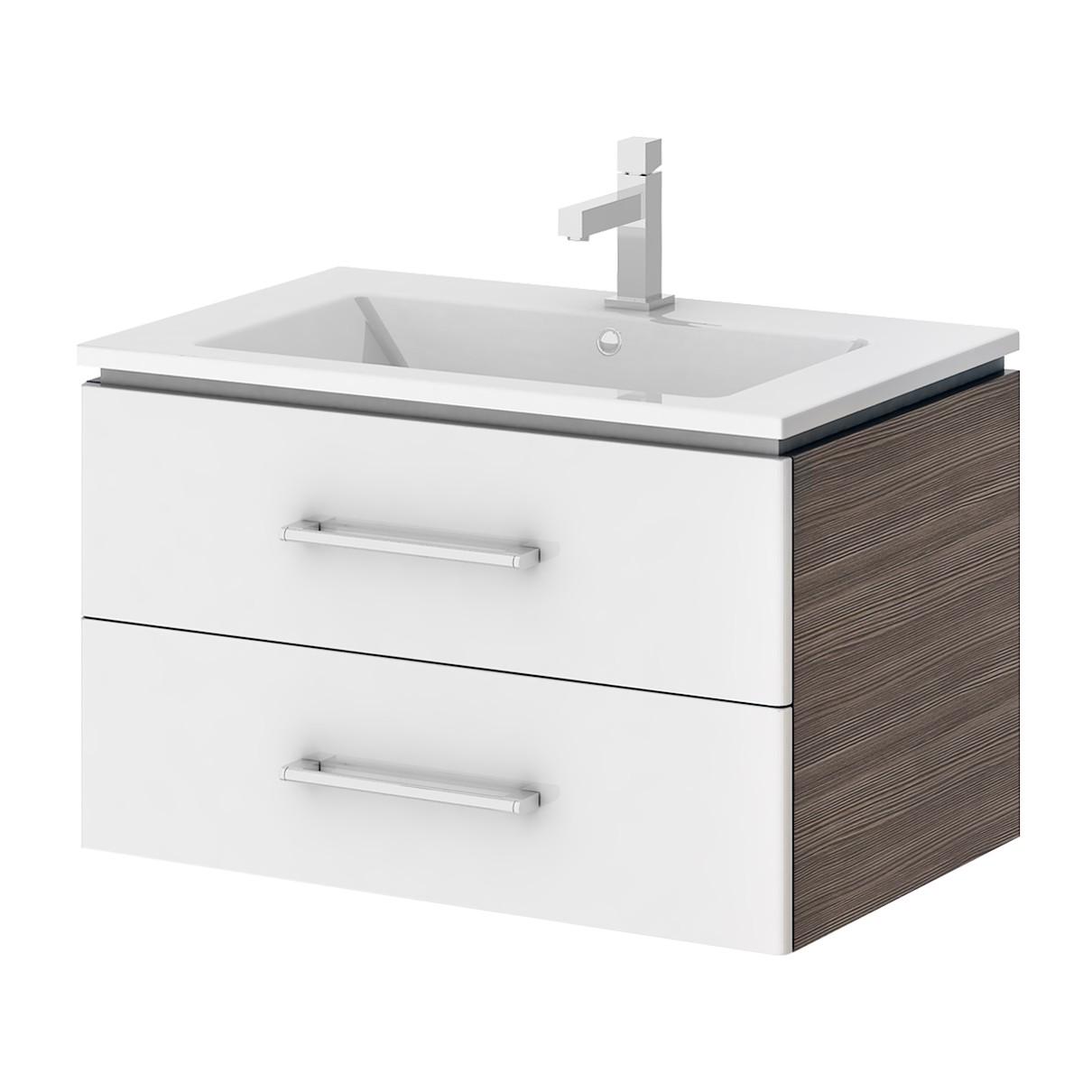 preisvergleich eu waschtisch weiss 75. Black Bedroom Furniture Sets. Home Design Ideas