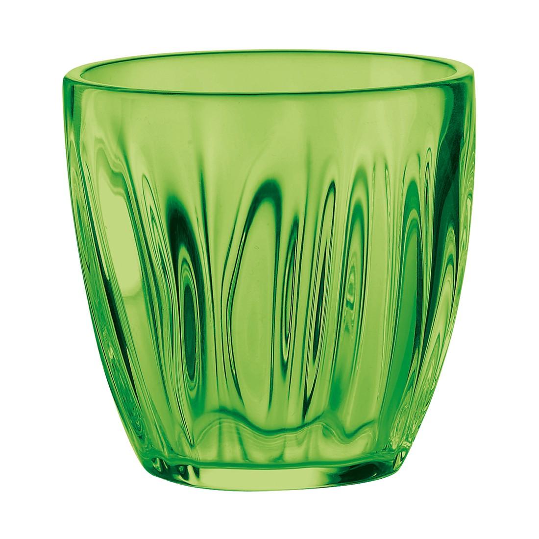 Wasserglas Aqua – Kunststoff Grün, Guzzini günstig online kaufen