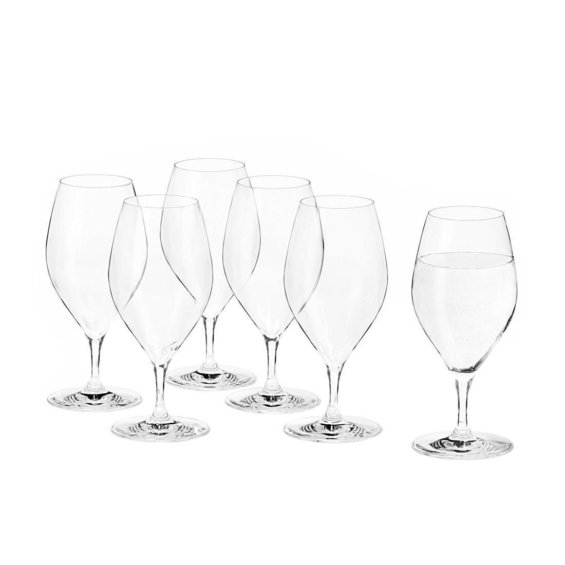 Wasserglas Rossini (6er-Set) – Klar, Leonardo online bestellen
