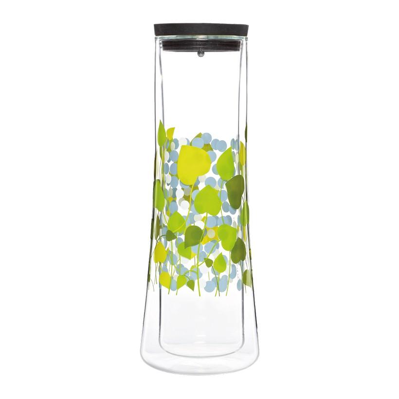Wasserkaraffe doppelwandig Natural – 900 ml – Design Kurz Kurz – 2012 – 2870004, Ritzenhoff günstig kaufen