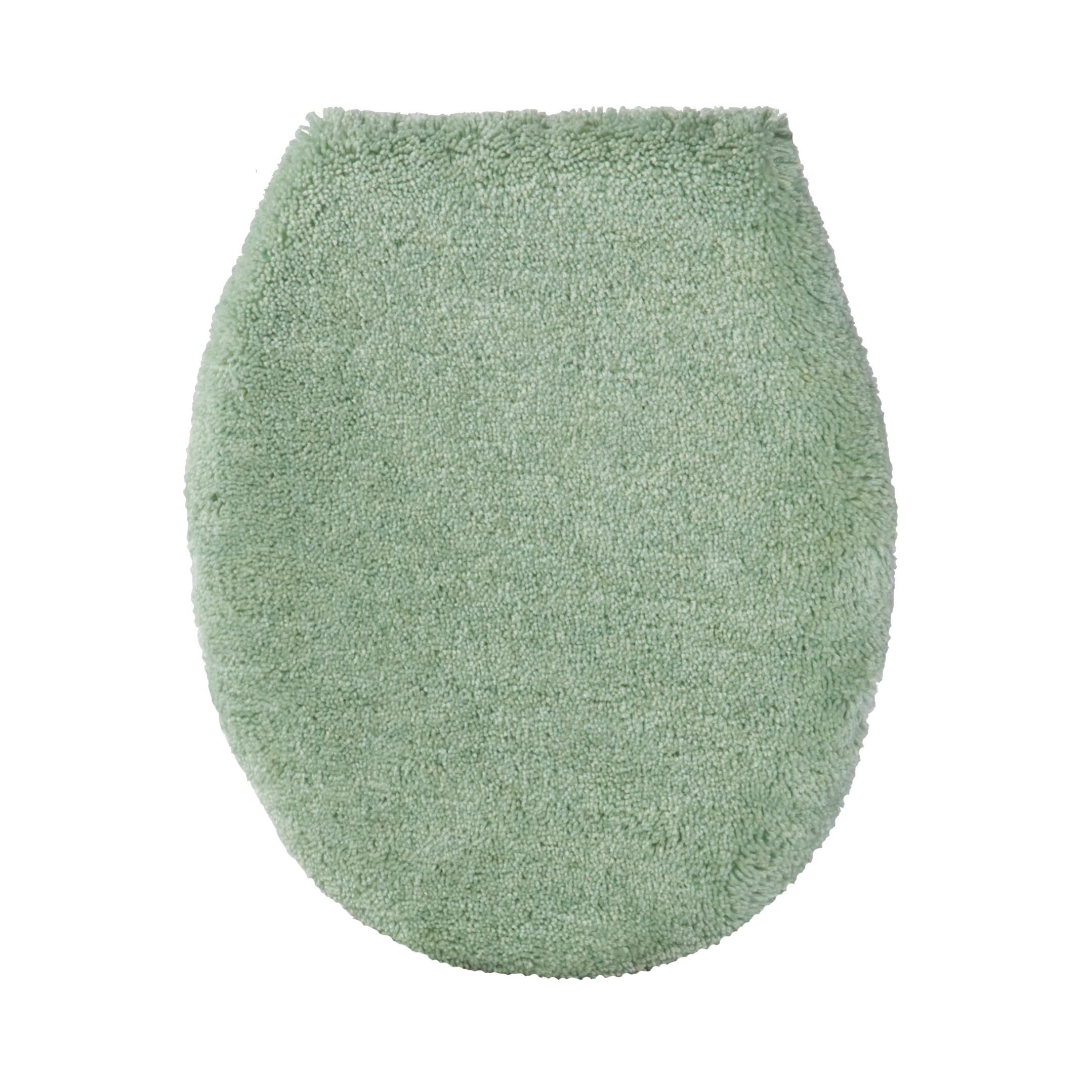 WC-Deckelbezug Cosmic - Grün, Grund
