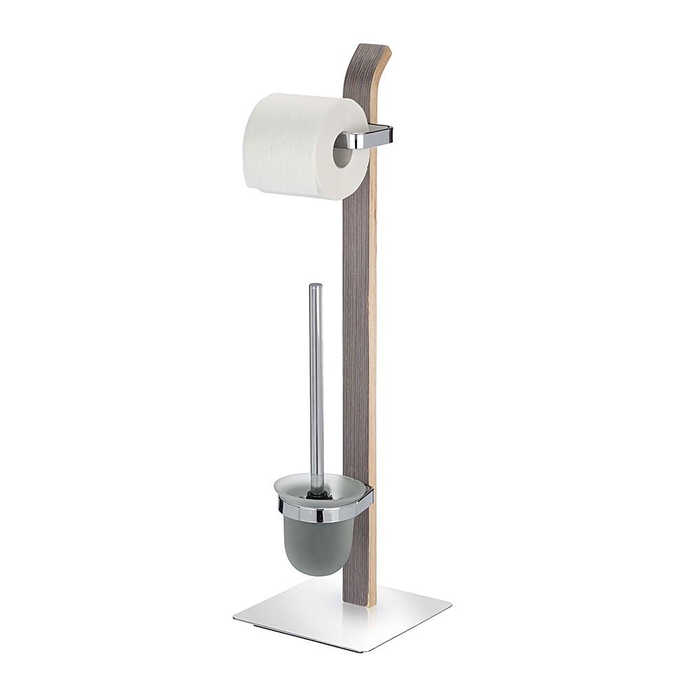 WC-Garnitur Samona – Grau, WENKO bestellen