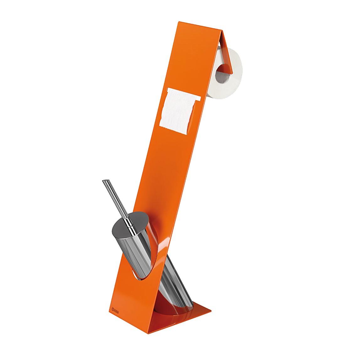 WC-Garnitur Turin – Orange, Sanwood bestellen