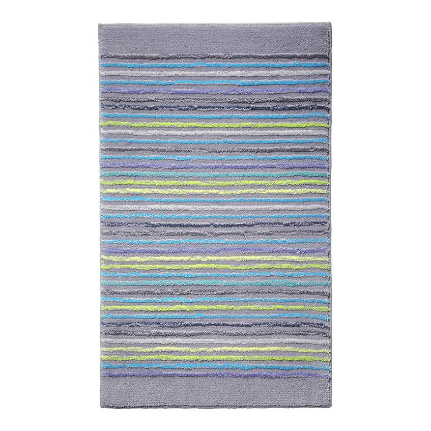 Badteppich Cool Stripes – Grau – 60 x 100 cm, Esprit Home günstig