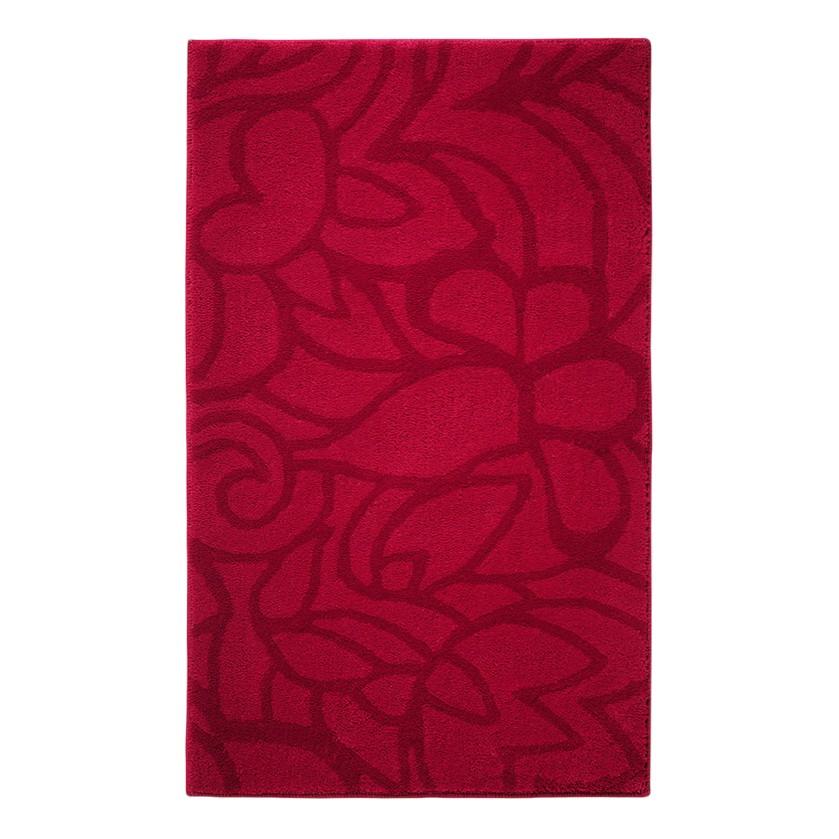 Badteppich Flower Shower – Rot – 55 x 65 cm, Esprit Home bestellen
