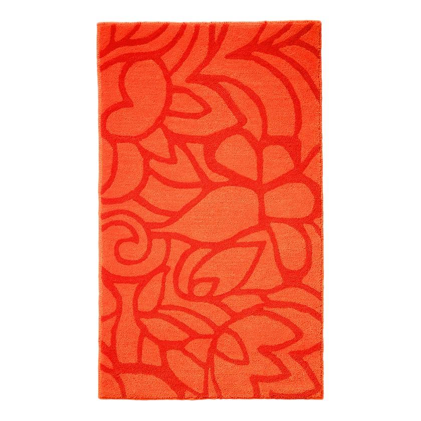 Badteppich Flower Shower – Orange – 55 x 65 cm, Esprit Home bestellen