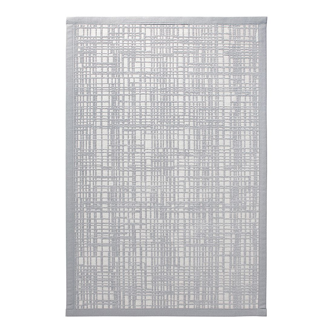 Badteppich Graficule - Silber - 70 x 100 cm, Esprit Home