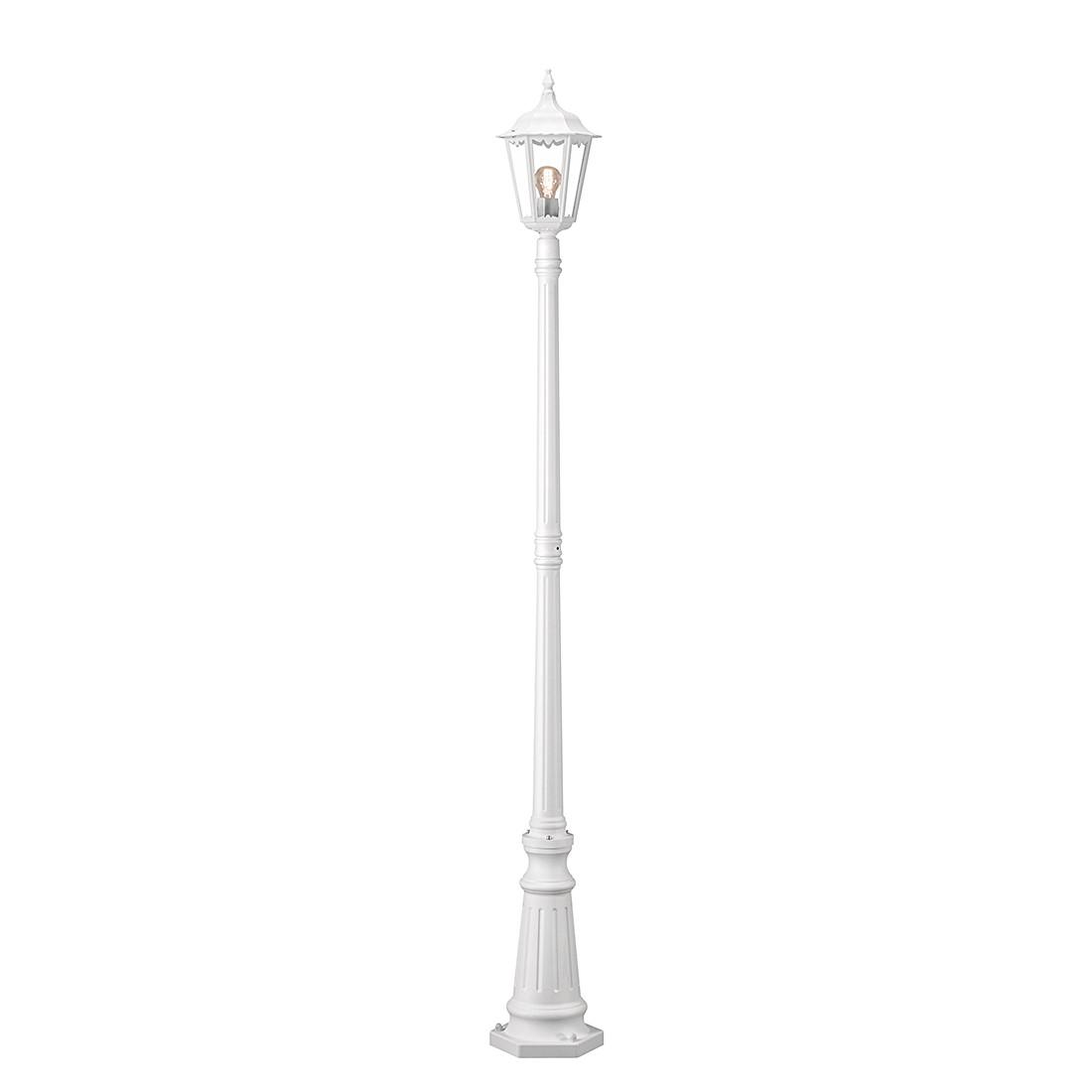 EEK A++, Wegeleuchte Firenze – Aluminium/Glas – 1-flammig, Konstsmide günstig bestellen
