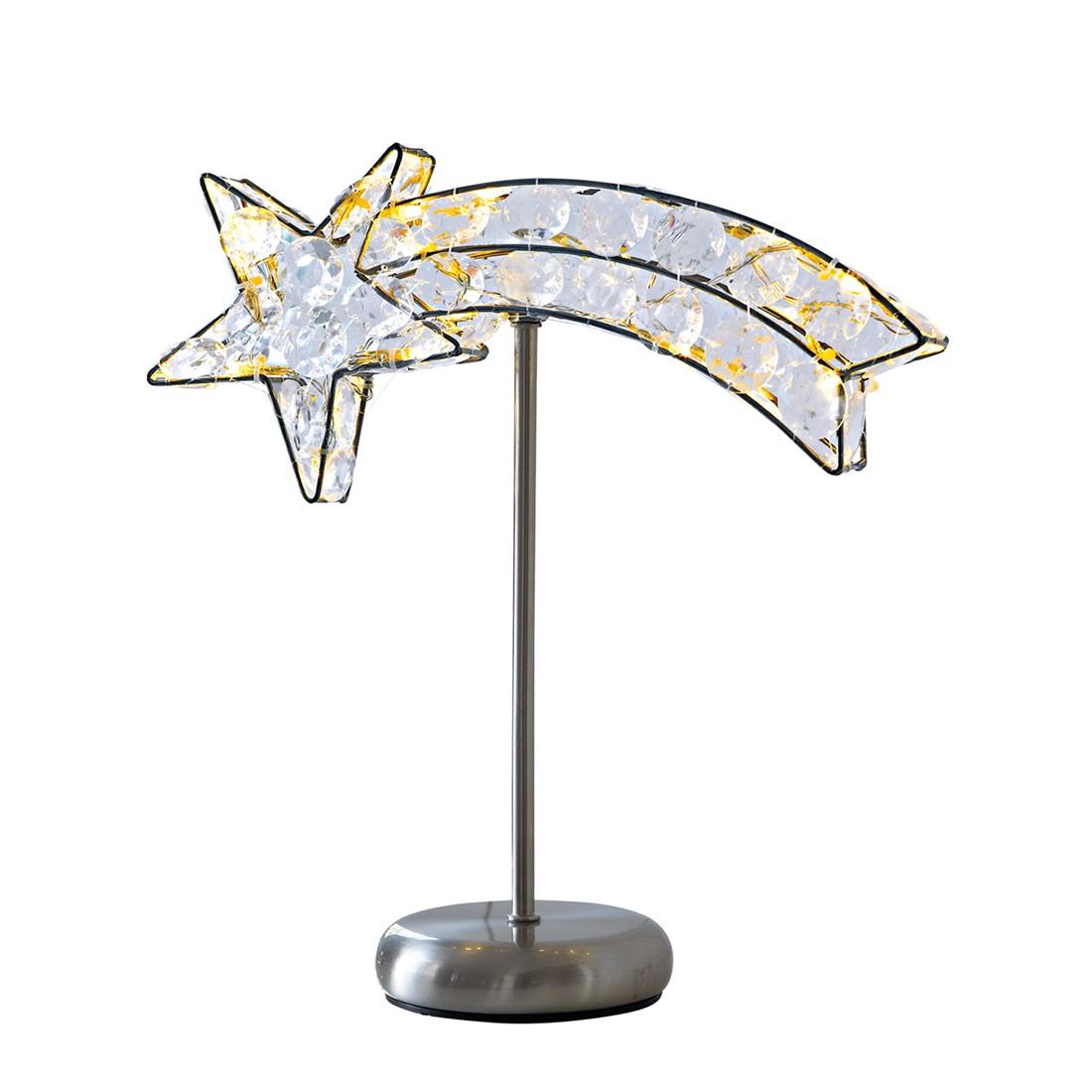 Weihnachtsbeleuchtung Sternschnuppe ● Metall/Kunststoff ● Silber- Pure Day