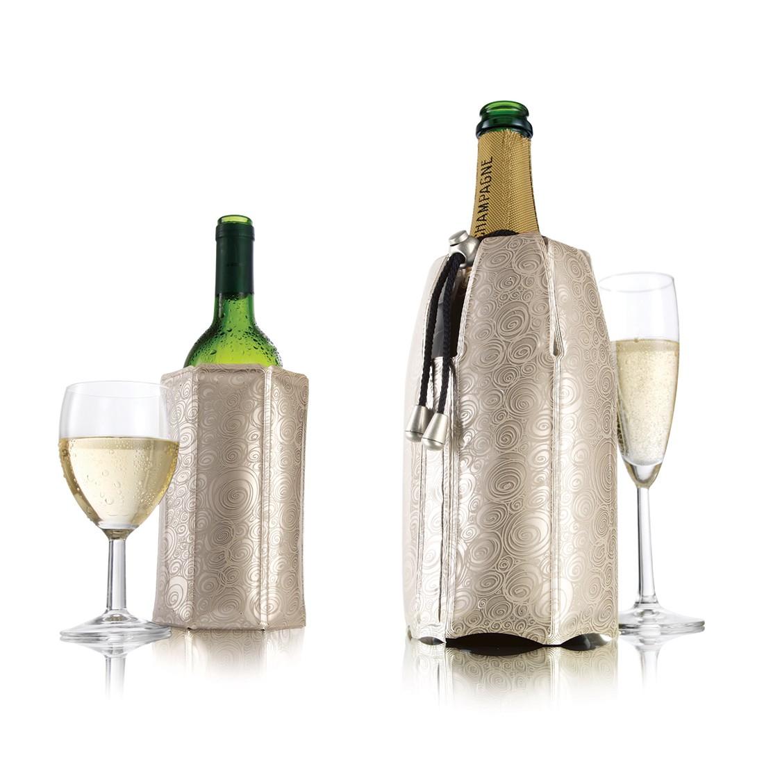 Wein & Champagner Kühler Platin, Vacu Vin günstig kaufen