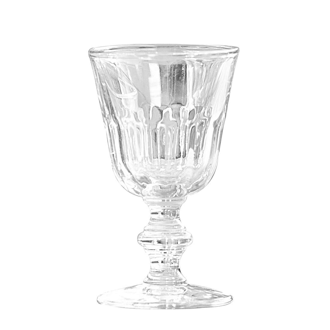Weingläser 6er Set Pouce vin – Glas klar, Loberon jetzt bestellen